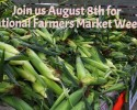 farmers market week